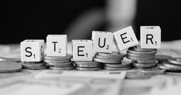 steuersenkung