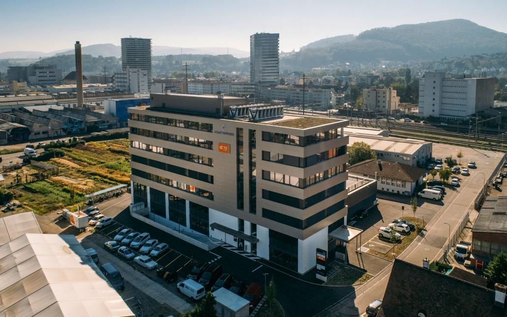 Schäublin Büro Gebäude